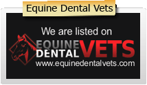 We are listed on Equine Dental Vets